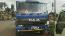 Isuzu v10 tipper on sale