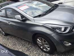 Bought brand new Hyundai Elantra 2014