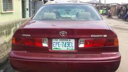 2002 Toyota Camry for grab