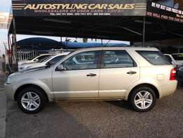 Autostyling Car Sales-East London-Bargain- Ford Territory Ghia- R94995