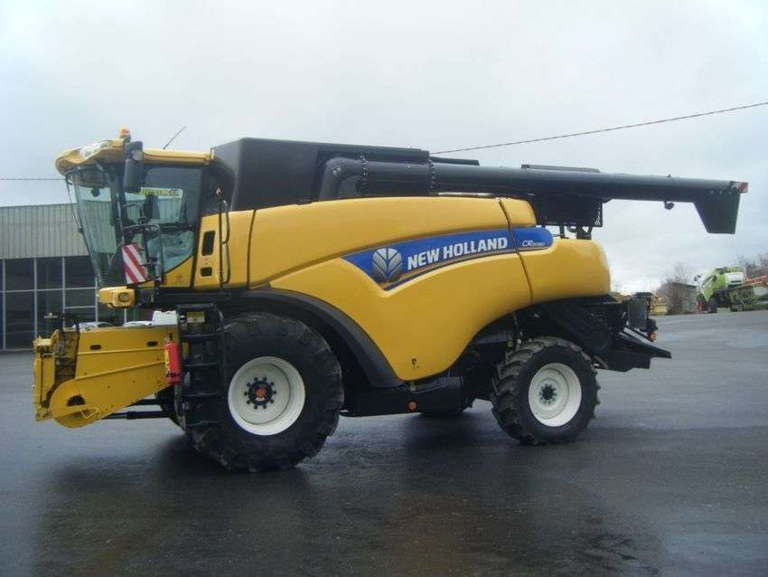 New Holland Cr 9080 Tier 4 - 2013