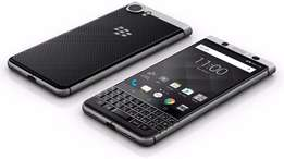 Blackberry Key One Brand New in shop with 1yr warrantyu at 70000