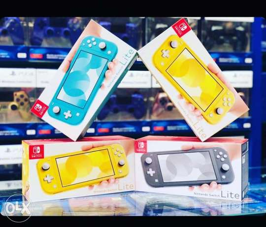Nintendo lite all colors available in gamer zone
