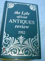Lyle Antiques 1982, Millers 1992-93 and 2004, SA coin & notes 2002/4