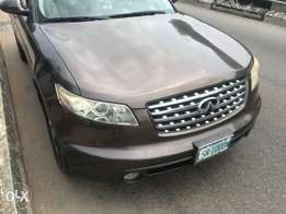 Neat cheap nigeria registered Infiniti Fx35