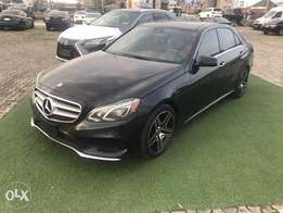 Benz E350 Tokunbo 2015 Model Very Clean And Attractive Perfectly OK