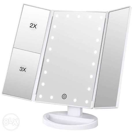 led mirror lighting stand. LL. 25000