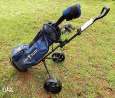 Top Flite Executive II Golf Package Set (complete set of clubs)