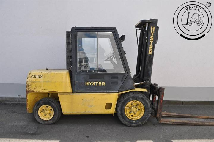 Hyster H5.00XL - 1996 - image 5