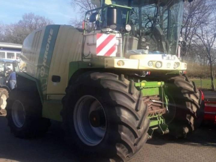 Krone big x 700 - 2015