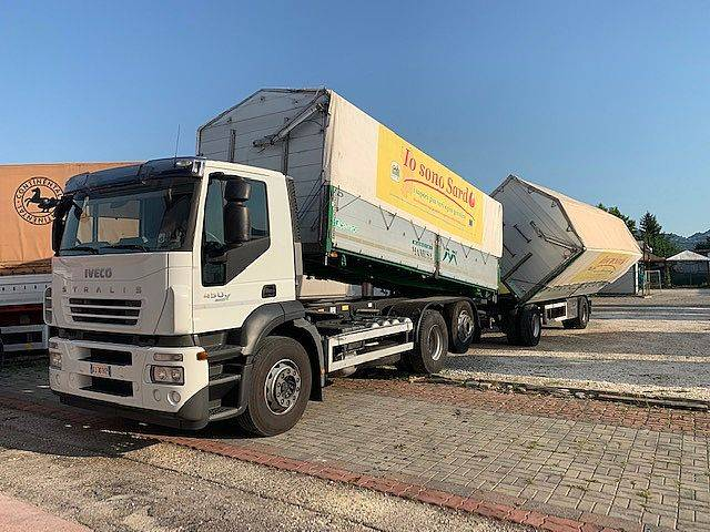Iveco Stralis 450 AT - 2007