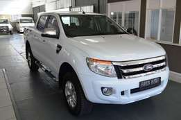2015 Ford Ranger 3.2 TDCi Double Cab 4x4 XLT Automatic,