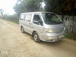 Mazda Bongo private Van on Quick sale.