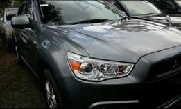 Just arrived Mitsubishi RVR silver kcl fully loaded