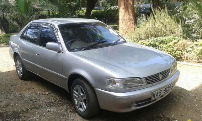 Toyota corolla 110 for sale Westlands - image 2