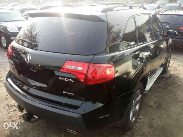 Very sharp foreign used 2009 Acura MDX. Tincan cleared Apapa - image 8