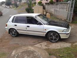 Toyota Conquest 160i-16v turbo (urgent sale)