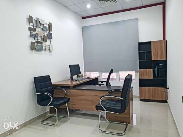Fully furnished offices - Ocean Business Centre الخوير -  4