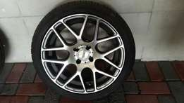 17 inch A line mags 108 pcd ford