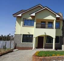 3 Bedroom offplan Town house on sale in Ngong