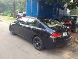Grade Honda civic IVTEC in perfect condition for sale