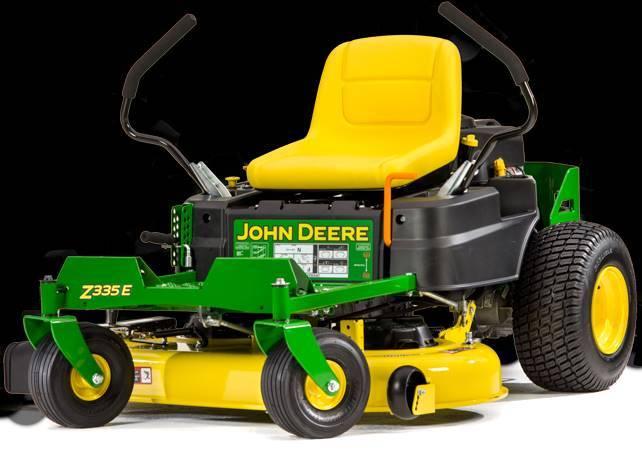 John Deere Z 335 E