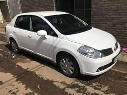 2012 Nissan Tiida 1.6 Visia + Value for money !