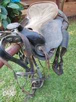 Western Saddle for sale