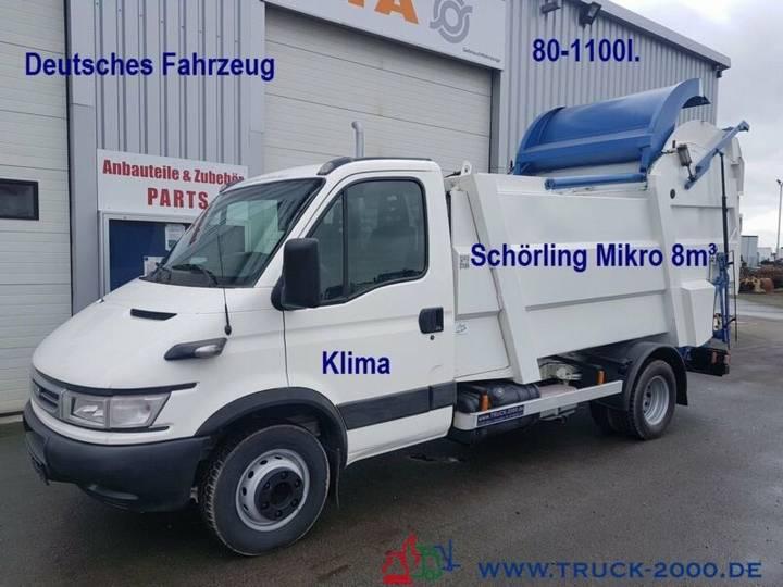 Iveco Daily 65C15 Schörling Mikro8m³ 1.1 Deutscher LKW - 2006