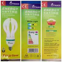 Lotus Bulb *Large Energy saving bulb *105W*KSh 800