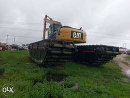 Fairly used Caterpillar Swamp Buggy 320D