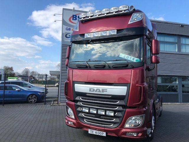 DAF Xf510 Ft Ssc - 2014