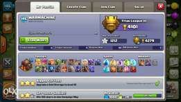 Clash of Clans , Th10 for sale