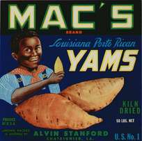 Yams available