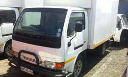 Nissan Cabstar Close Cab