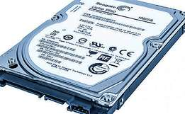 Laptop hard disk of all sizes