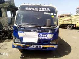 Bus/Isuzu,very clean,KCA reg. with sacco route
