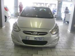 Hyundai Accent 1.6 2014 model