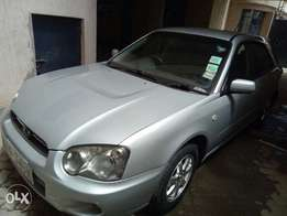 Quick sale on this well maintained Subaru Impreza 2006 make KBR 1500cc
