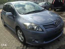 Toyota Auris new shape fully loaded kcp