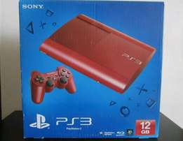 Get ps3 brand new 500gb 20 games