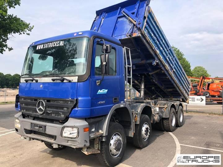 Mercedes-Benz Actros 4141 Full Steel - EPS 3 pedals - Big axles - 2005