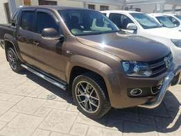 2013 Vw Amarok D/Cab 2.0 BiTDi (132kw) 4Motion for R 329 995