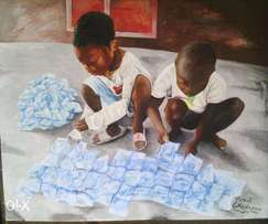 Amadi artworks and painting