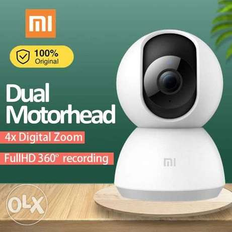 Xiaomi Security Camera Mi Wi-Fi IP Day/Night Vision Dome 2MP 1080P FHD