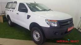 2013 ford ranger 2.0 TDCI XL with canopy