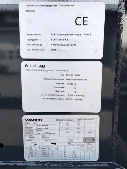 Iveco X-way As 340x57 10x4 Slp - 2019 - image 17