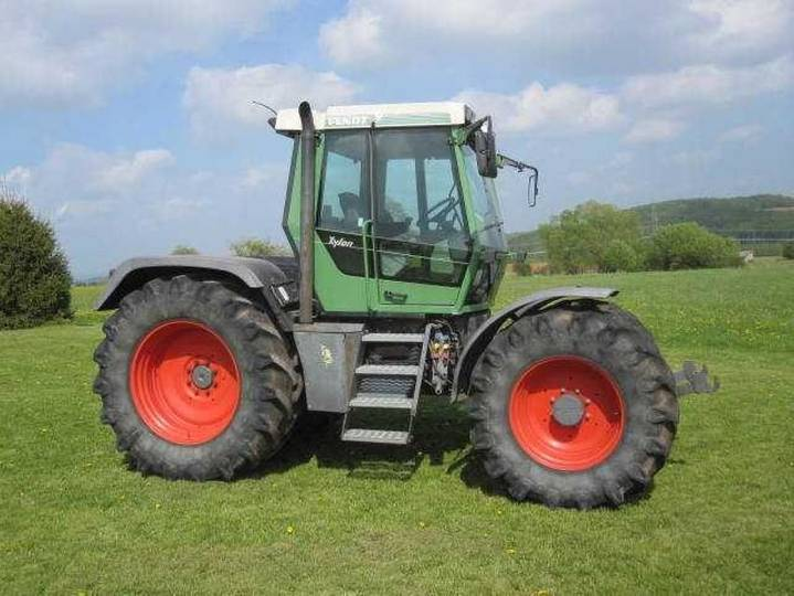 Fendt xylon 524 - 1995