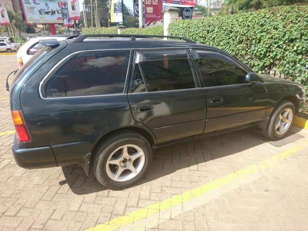 1996 Toyota corolla G touring Parklands - image 8