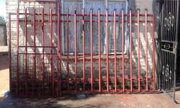 Sliding gate3metrefor sale
